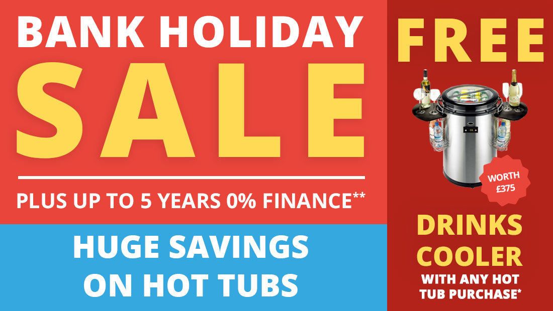 Hot Tub Sale - Display & Pre-Owned Hot Tubs
